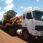 Empresas de transporte pesado