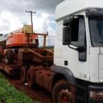 Transporte rodoviário de cargas especiais
