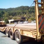 Prancha para transporte de equipamentos