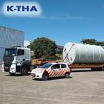 Transporte de equipamentos sp