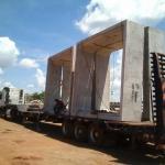 Transporte de geradores