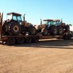 Transporte de máquinas sp