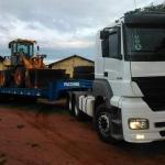 Transportadora de equipamentos pesados sp