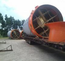 Transportes cargas especiais indivisíveis