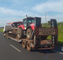 Empresas de transporte de cargas